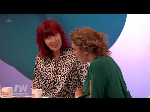 What on Earth is Nadia Wearing!? | Loose Women