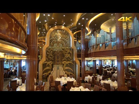 "Cunard Cruise Liner ""Queen Elizabeth"" • The Interior • July 2017"