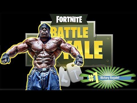 FORTNITE: Battle Royale - 1st Place Grind