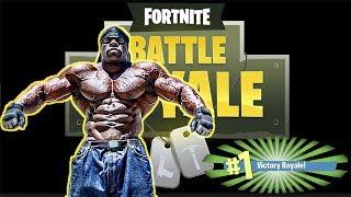 FORTNITE: Battle Royale - 1st Place Grind | Kali Muscle