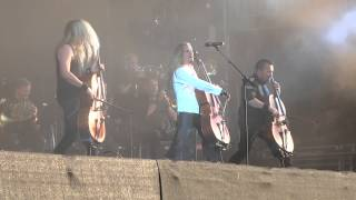 Apocalyptica - Quutamo (Live @ W.O.A 2014 (Wacken))