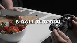B-ROLL TUTORIAL deutsch   10 Tipps für professionelle Produktvideos