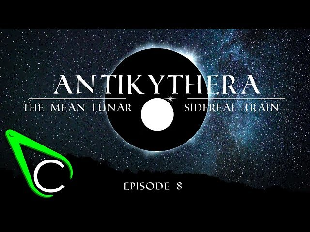 The Antikythera Mechanism Episode 8 - Making The Mean Lunar Sidereal Train