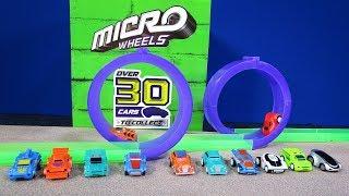 Micro Wheels Mini Motorized Machines! by HeadStart