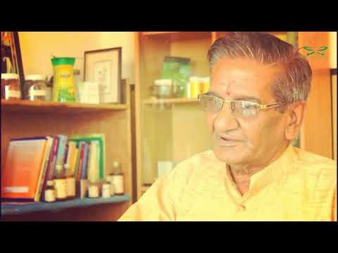 Центр Аюрведа Бхаван - История доктора Рагхупати Пандея