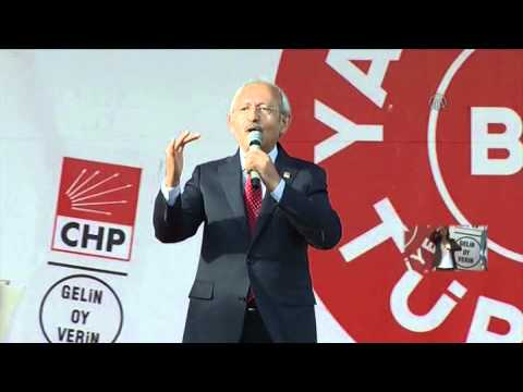 TRT World: CHP Leader: Kemal Kilicdaroglu