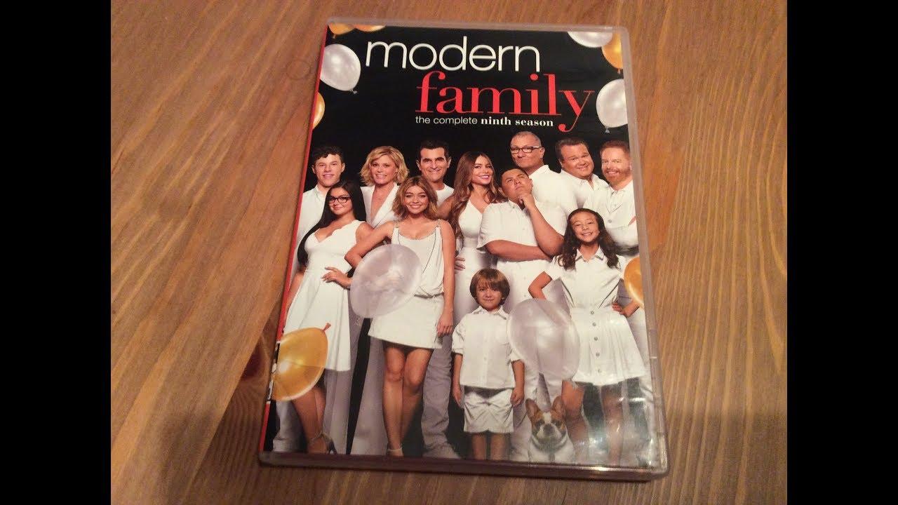 Download Critique du coffret Modern Family season 9 en format DVD