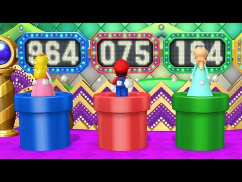 Mario Party 10 - Coin Challenge #38