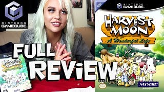 HARVEST MOON: A WONDERFUL LIFE REVIEW FOR NINTENDO GAMECUBE! - Ircha Gaming
