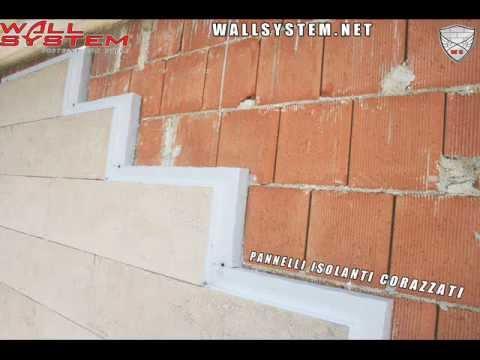 Presentazione wall system isolamento cappotto youtube - Cappotto casa fai da te ...