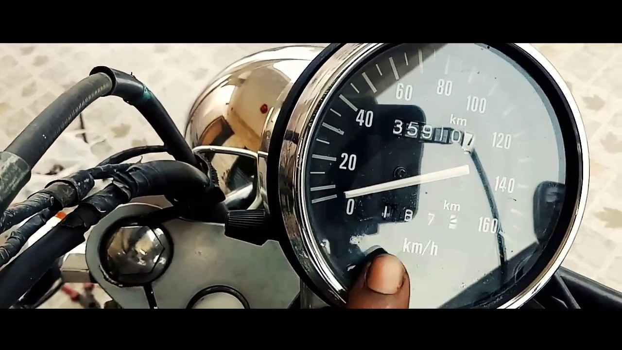 How to Installing/Replacing Speedometer cable