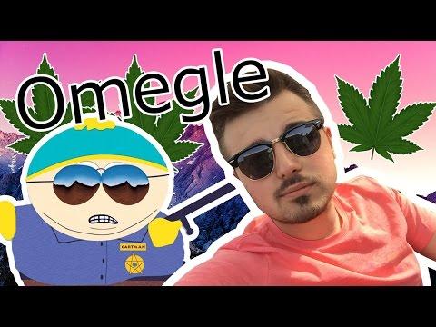 Omegle zeugs 8.0 - Cartman hasst Kiffer & Streamer