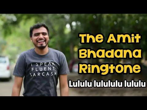 Amit Bhadana Ringtone - Lululu...