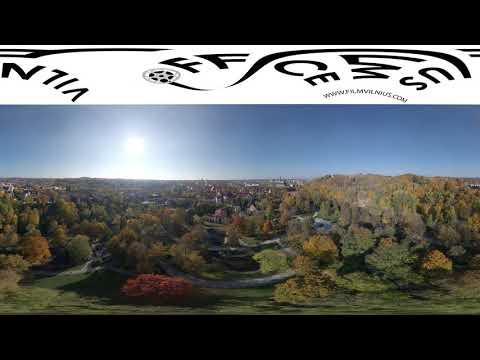 Vilnius Film Office - Lithuania. Shooting locations: Landscape VR 360