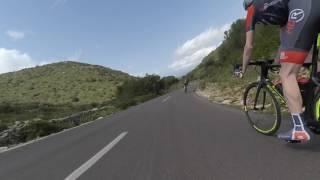 Three Monasteries - Mallorca Cycling March 2017