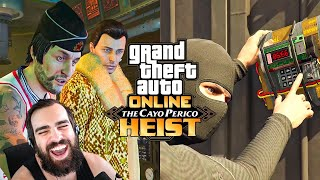 "The GTA Heist To End All Heists ""Crushed"" By A GTA 5 Speedrunner"