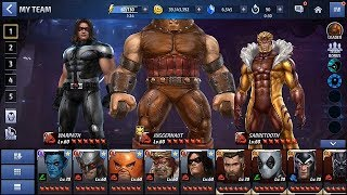 [🔴Live] Marvel Future Fight #212 อัปเดต 4.9.0 คนจริงต้องเดย์วัน