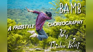 BAMB / SUKHE-MUSICAL DOCTORZ FT. BADSHAH /DANCE CHOREOGRAPHY