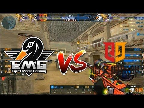 CFPL S14 Taicang Q9 E-sport Club vs EMG Game1 Mexico
