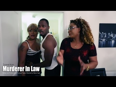 """Murderer in Law"" Nollywood movie teaser JUNE 26 Premiere"