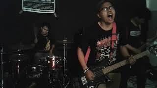 Hey Cheese ! - YOUR COLOURS (new single 2018) live @madmelodic OPUS Universitas Negeri Malang