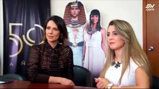 Entrevista de Camila Rodrigues a ecuavisa.com