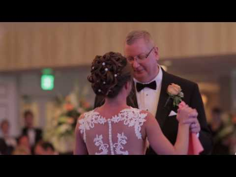 Most Emotional Father Daughter Wedding Dance