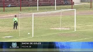 Fecha 26 - Show de Goles