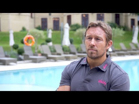 Jonny Wilkinson Interview - Tells Lions To Keep Attacking New Zealand