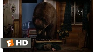 Big Bear Chase Me! - The Great Outdoors (10/10) Movie CLIP (1988) HD