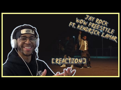 It&39;s Been A Minute  Jay Rock - Wow Freestyle ft Kendrick Lamar  REACTION
