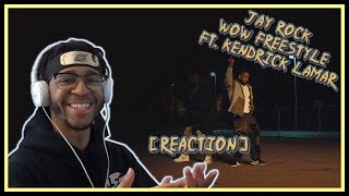 Baixar It's Been A Minute! || Jay Rock - Wow Freestyle ft. Kendrick Lamar || REACTION