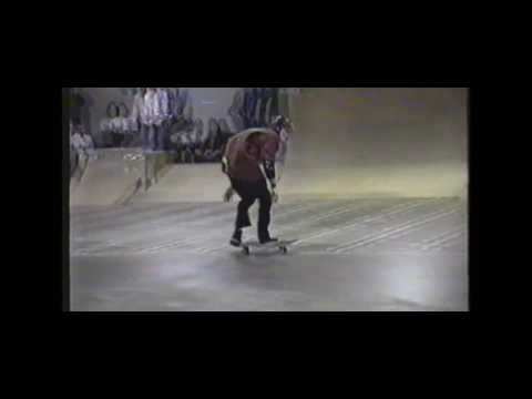 Alan Peterson Powell Skatezone Pro Contest 1991