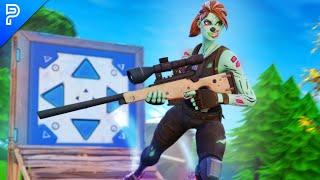 the BEST sniper in fortnite... (Fortnite Montage)