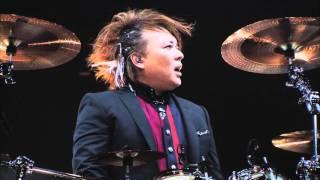 LUNA SEA BLUE TRANSPARENCY 限りなく 透明に 近いブルー feat.Drum Solo (中日字幕)