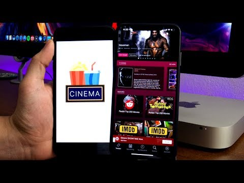 GET IT NOW! Cinema Popcorn - FREE MOVIES & TV SHOWS From The APP STORE!