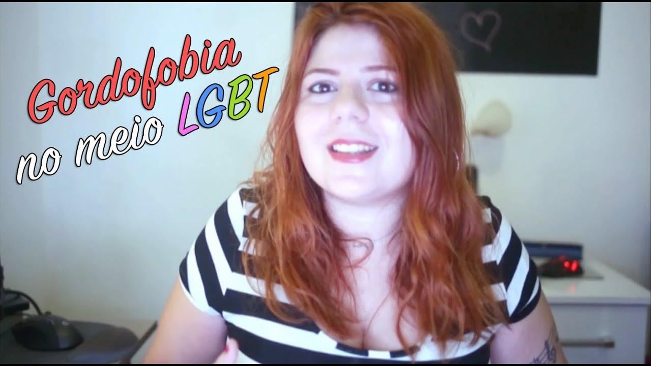 GORDOFOBIA NO MEIO LGBT