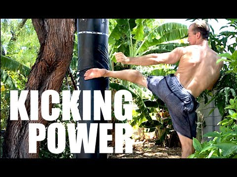 SAVAGE KICKING POWER | 12 Minute Routine