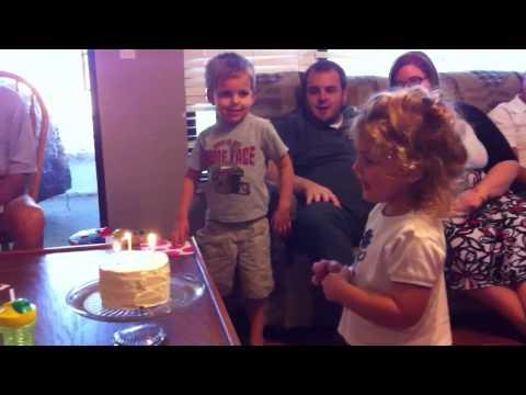 Teresa's 3rd Birthday Party