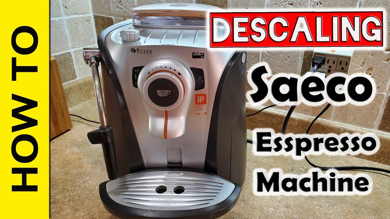 saeco odea go espresso machine ii