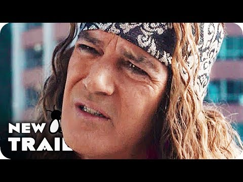 GUN SHY Trailer (2017) Antonio Banderas Action Movie