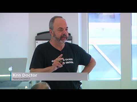 Revenue Models That Work: Ken Doctor Keynote