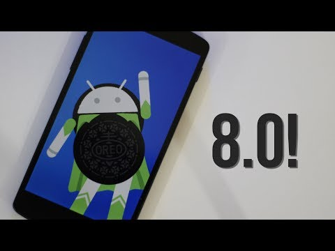 Android 8.0 Oreo on Nexus 5? - AOSP 8.0 ROM Impressions!