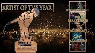 Artist Of The Year (Nominees)