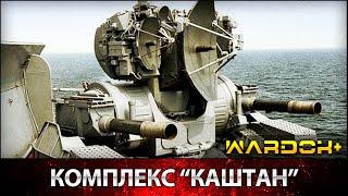 Ракетный комплекс «Каштан»  / CADS N 1 Kashtan / Wardok+