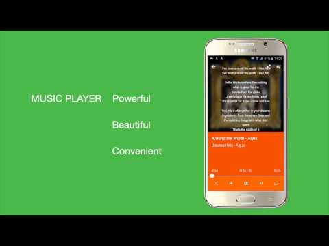 MeloCloud on Google Play video promotion