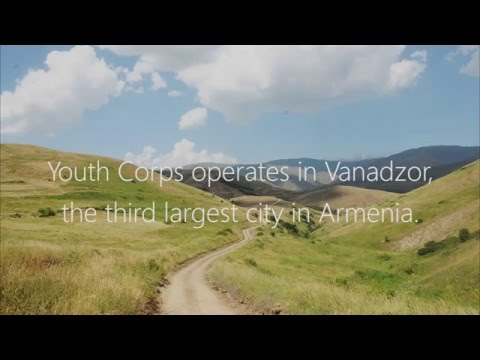 AYF Canada Youth Corps Camp Vanadzor PROMO 2016