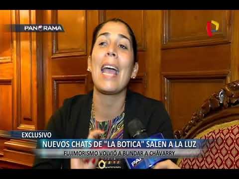 EXCLUSIVO | Nuevos chats de 'La Botica' salen a la luz