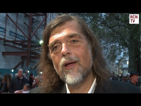 Kristian Levring   The Salvation Premiere