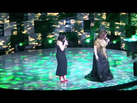 FRIENDS Sharon Cuneta & Regine Velasquez  2018 Momentum  MNL
